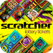 Scratchers Lottery Tickets for iPad